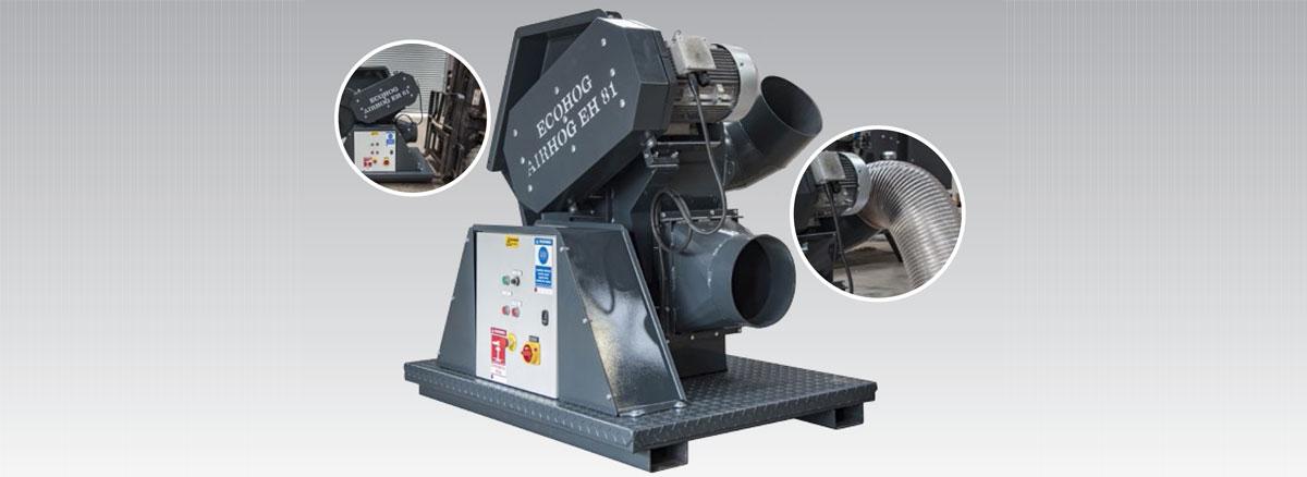 Airhog EH-81 Séparateur Par Aspiration
