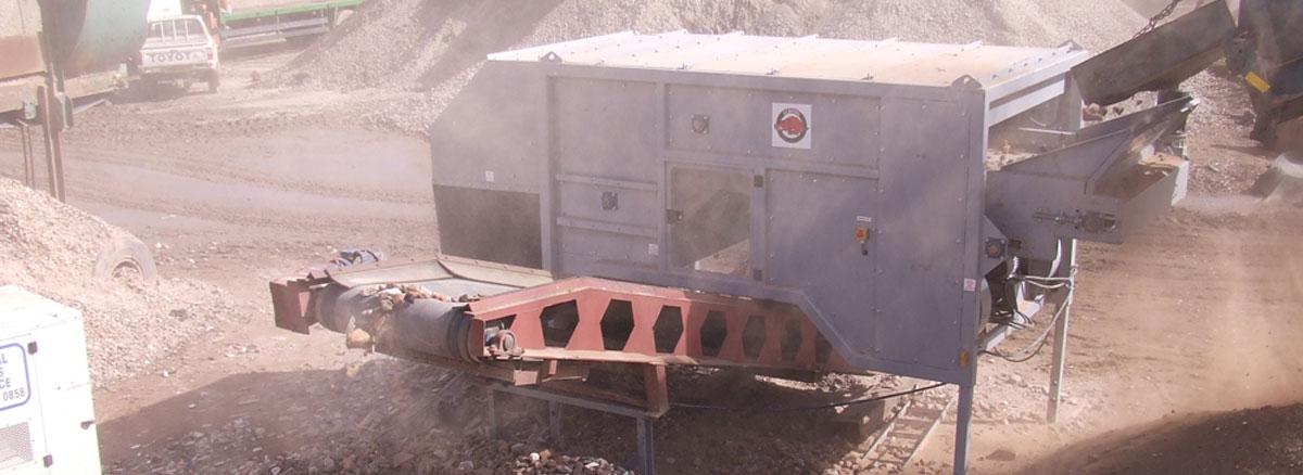 EH1500-SM1 Séparateur à Air Par Densité