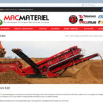 Mac Materiel - Concassage Criblage Recyclage Lavage