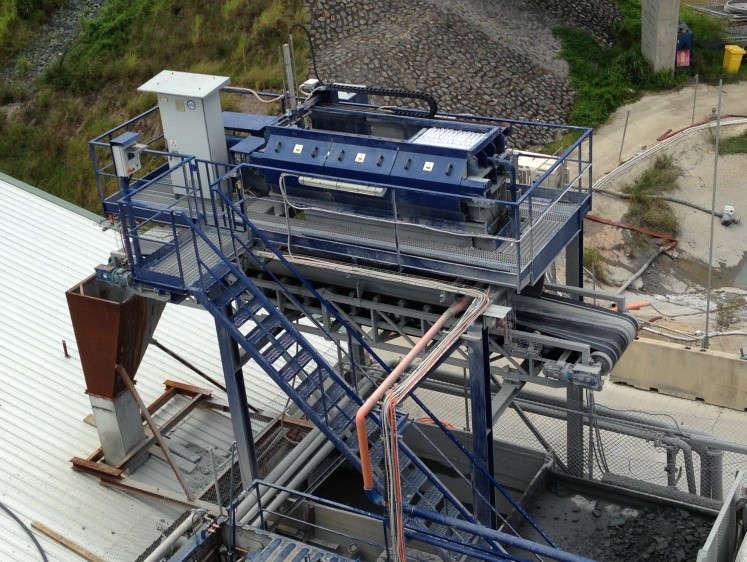 Filtre presse