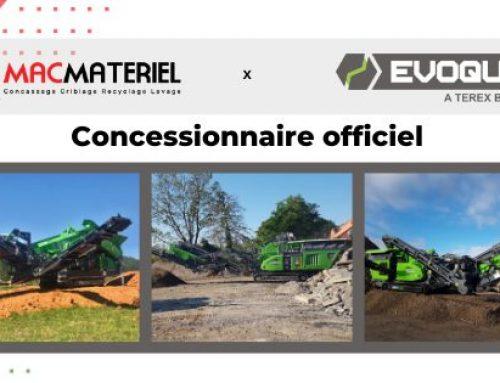 MACMATERIEL, concessionnaire officiel EVOQUIP